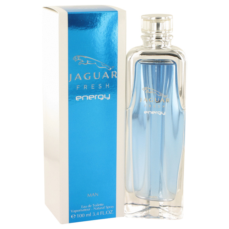 Jaguar Fresh Energy Cologne by Jaguar 3.4 oz EDT Spay for Men