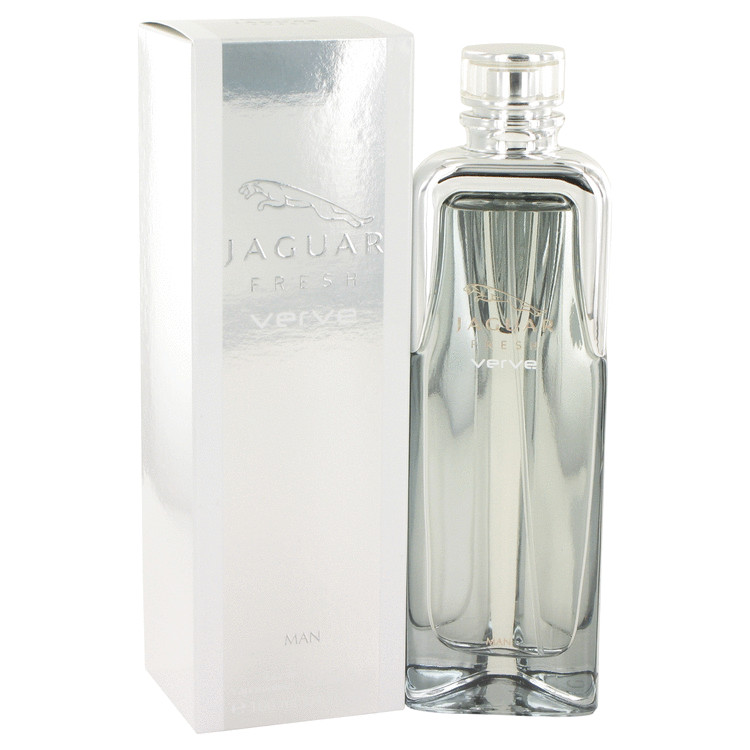 Jaguar Fresh Verve Cologne by Jaguar 3.4 oz EDT Spay for Men