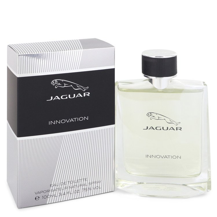 Jaguar Innovation by Jaguar for Men Eau De Cologne Spray 3.4 oz
