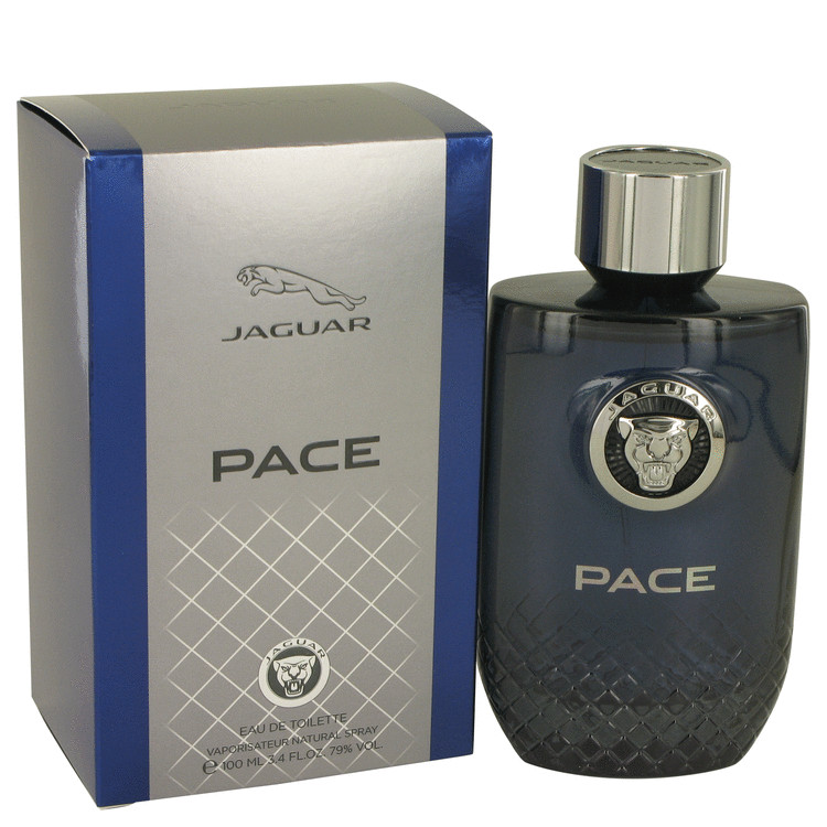 Jaguar Pace Cologne by Jaguar 3.4 oz EDT Spray for Men