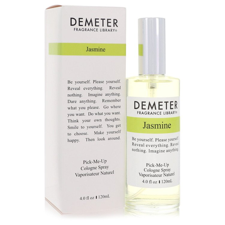 Demeter by Demeter for Women Jasmine Cologne Spray 4 oz