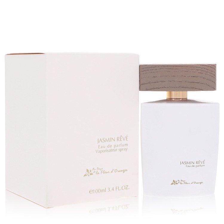 Jasmin Reve by Au Pays De La Fleur d for Women Eau De Parfum Spray 3.4 oz