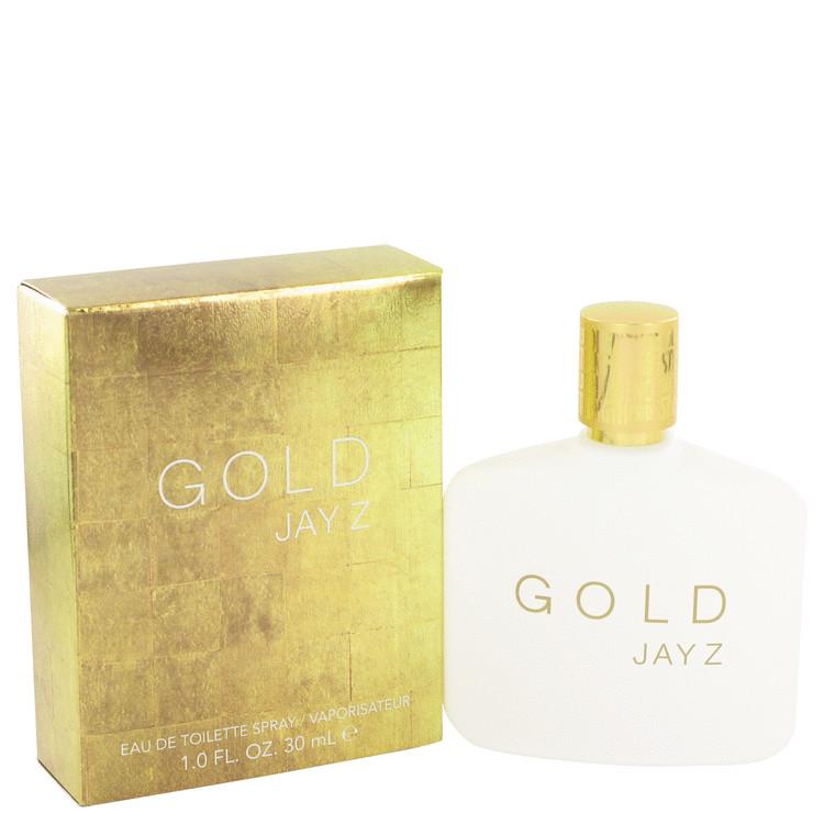 Gold Jay Z by Jay-Z Eau De Toilette Spray 1 oz