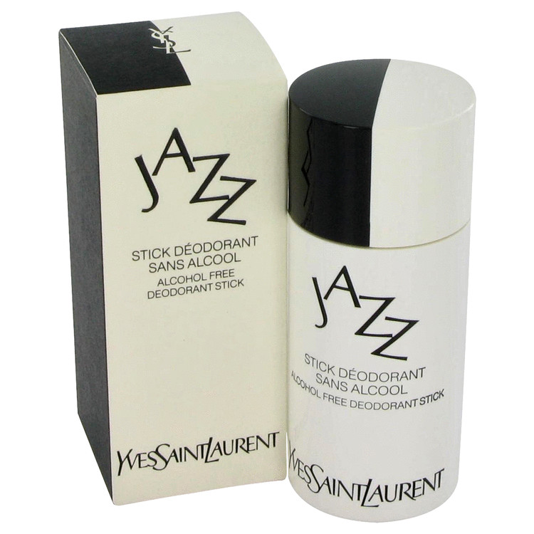 Jazz Deodorant by Yves Saint Laurent 1.7 oz Deodorant Stick for Men