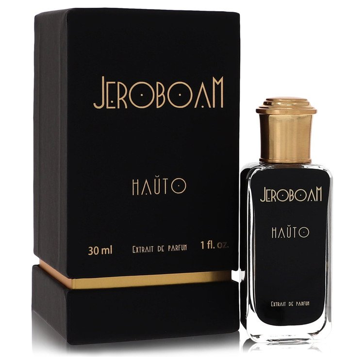 Jeroboam Hauto by Jeroboam –  Extrait De Parfum Spray (Unisex) 1 oz 30 ml