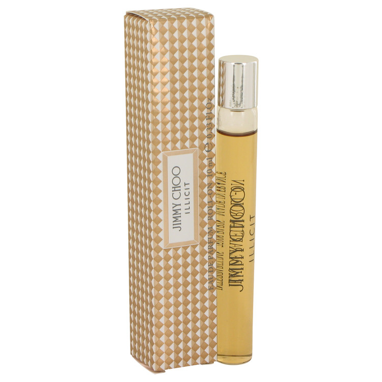 Jimmy Choo Illicit Mini by Jimmy Choo .33 oz EDP Roll on for Women