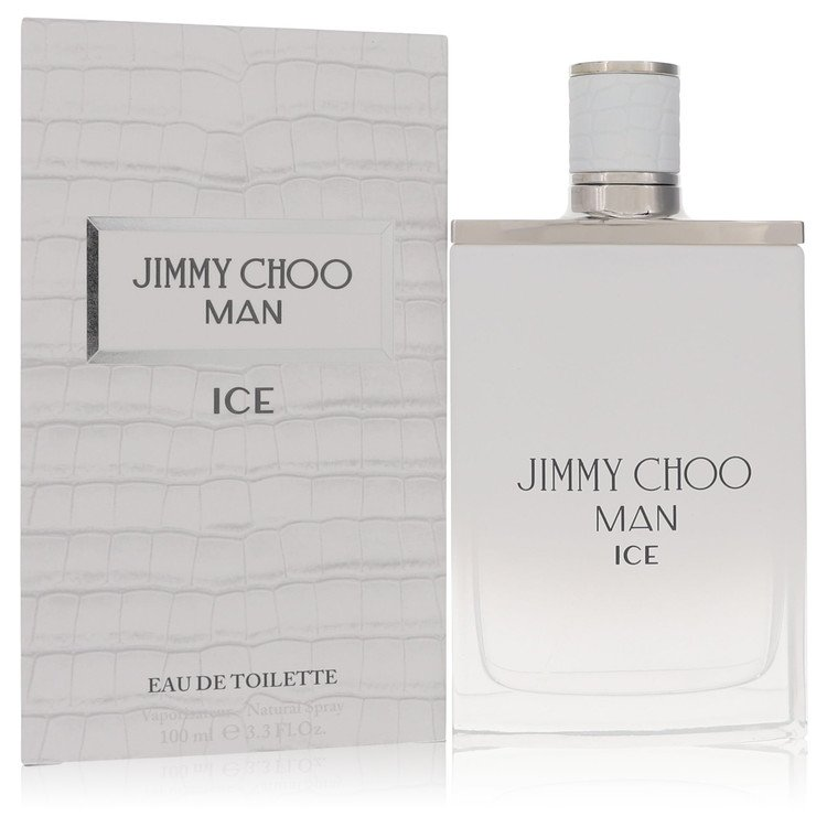 Jimmy Choo Ice Cologne by Jimmy Choo 3.4 oz EDT Spay for Men