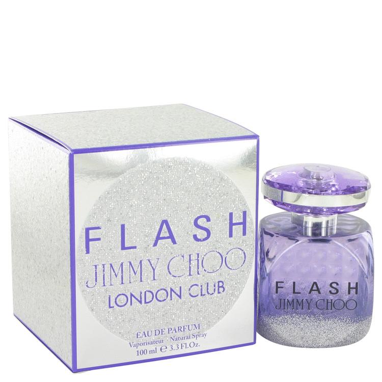 Jimmy Choo Flash London Club Perfume 3.3 oz EDP Spray (Limited Edition) for Women
