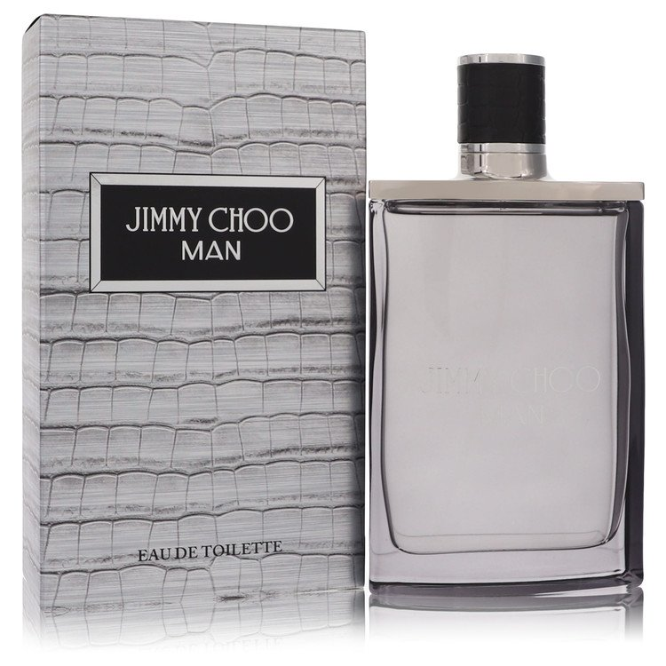 Jimmy Choo Man Cologne by Jimmy Choo 3.3 oz EDT Spay for Men