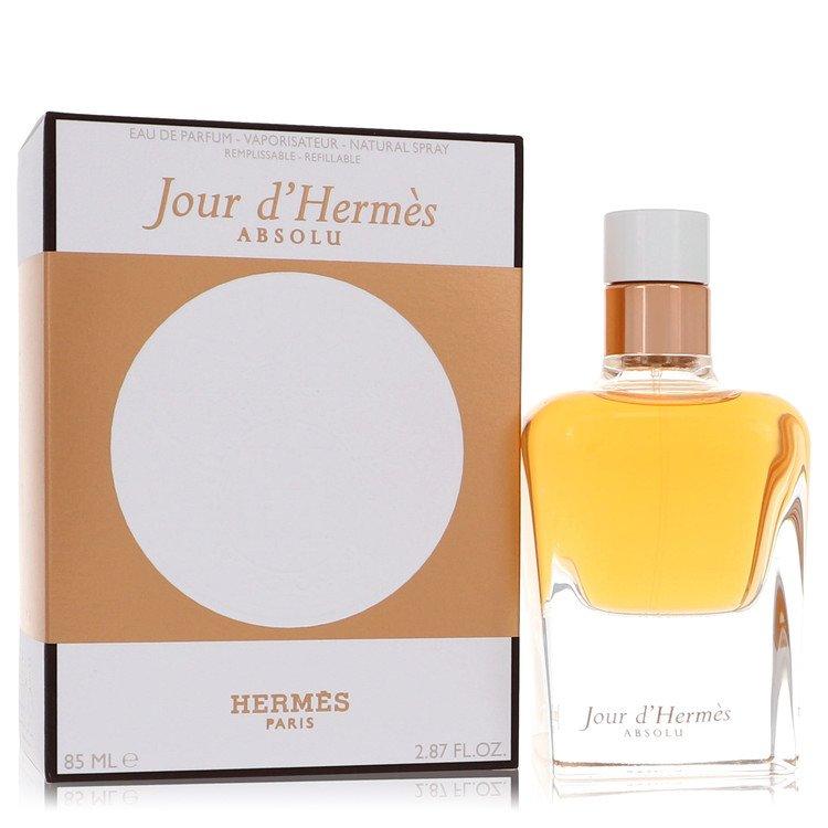 Jour D'hermes Absolu by Hermes for Women Eau De Parfum Spray Refillable 2.87 oz