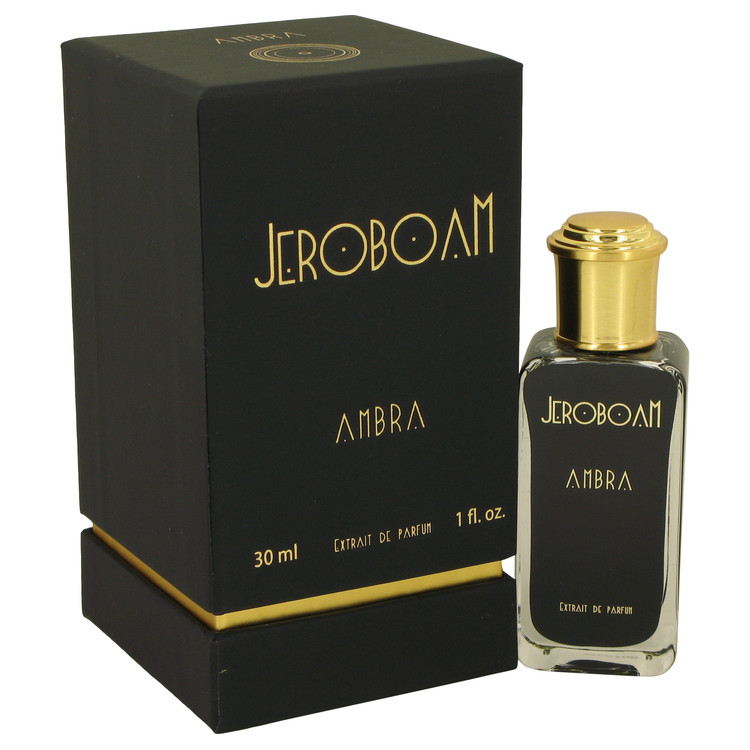 Jeroboam Ambra by Joeroboam for Women Extrait De Parfum Spray (Unisex) 1 oz