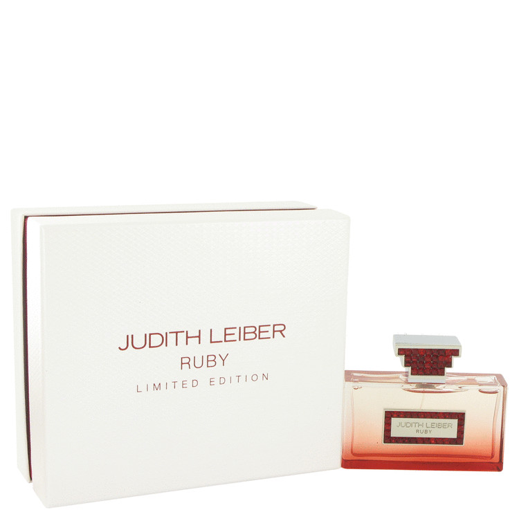 Judith Leiber Ruby by Judith Leiber –  Eau De Parfum Spray (Limited Edition) 2.5 oz 75 ml for Women