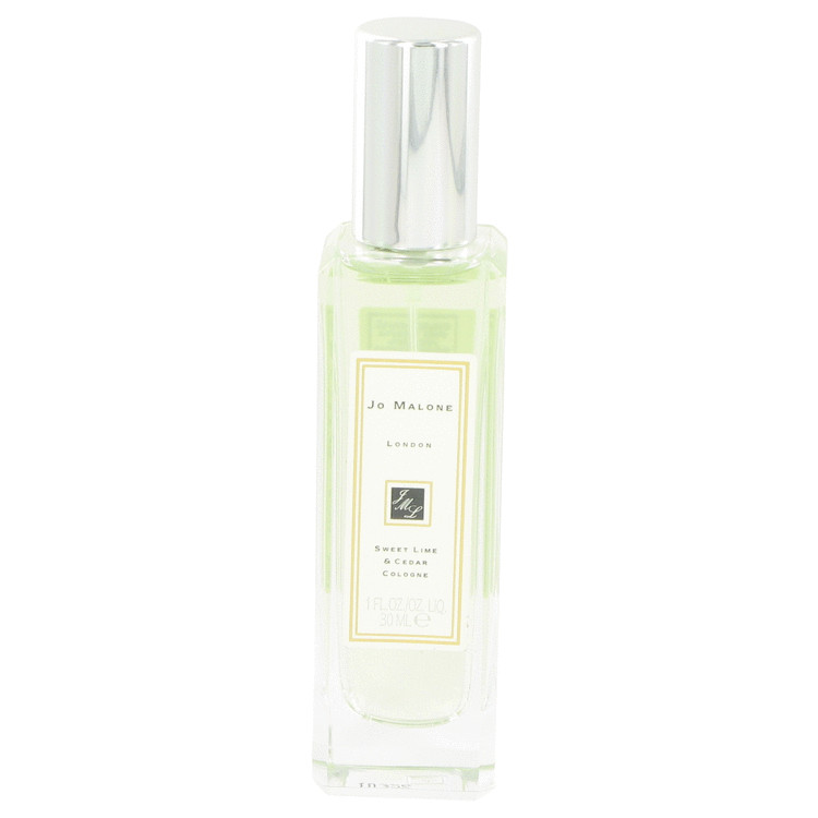 Jo Malone Sweet Lime & Cedar Perfume 1 oz Cologne Spray (Unisex Unboxed) for Women