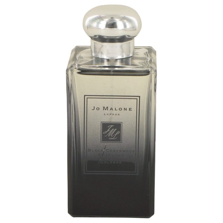Jo Malone Black Cedarwood & Juniper by Jo Malone for Women Cologne Spray (Unisex Unboxed) 3.4 oz