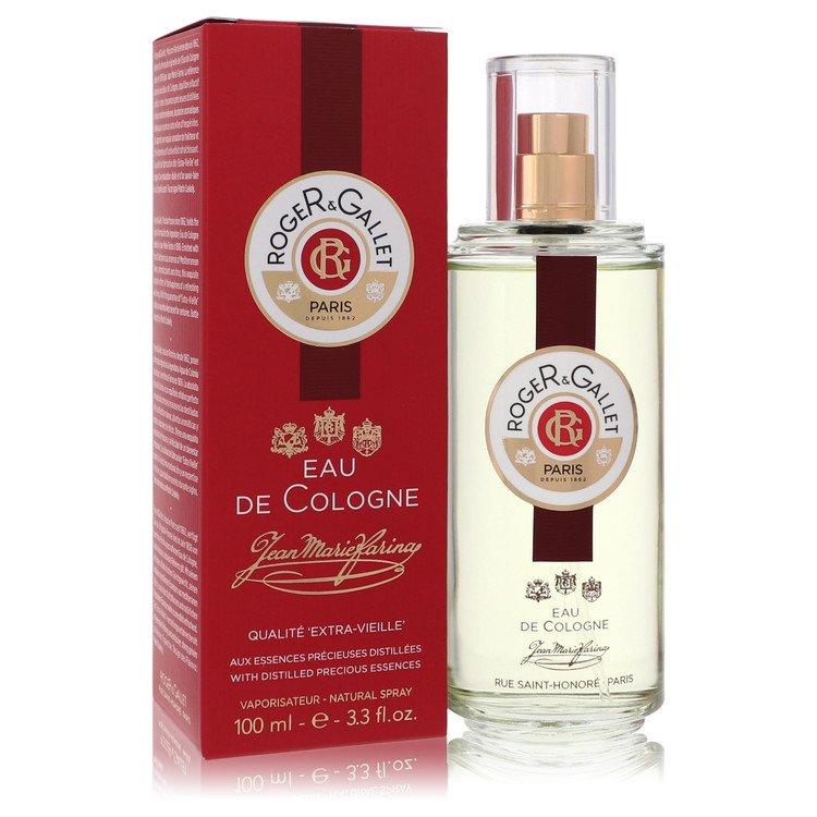 Jean Marie Farina Extra Vielle Cologne 3.3 oz EDC Spray (Unisex) for Men