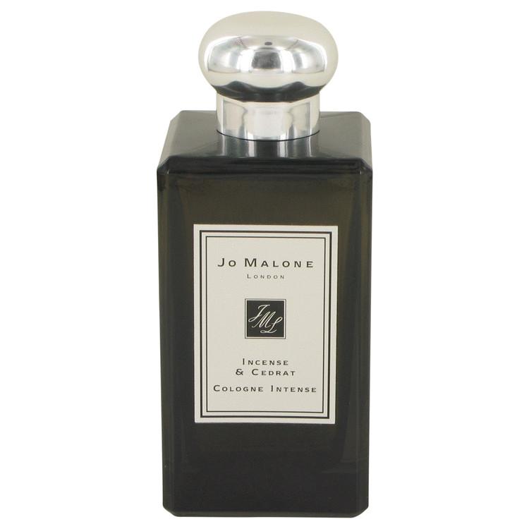 Jo Malone Incense & Cedrat by Jo Malone for Women Cologne Intense Spray (Unisex Unboxed) 3.4 oz