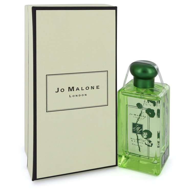 Jo Malone Nasrutium & Clover by Jo Malone for Women Cologne Spray (Unisex) 3.4 oz
