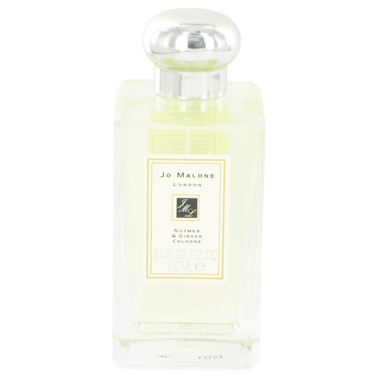 Jo Malone Nutmeg & Ginger by Jo Malone for Men Cologne Spray (Unisex Unboxed) 3.4 oz