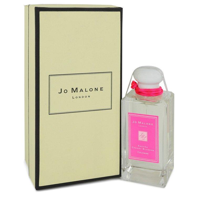 Jo Malone Sakura Cherry Blossom Perfume 3.4 oz Cologne Spray (Unisex) for Women