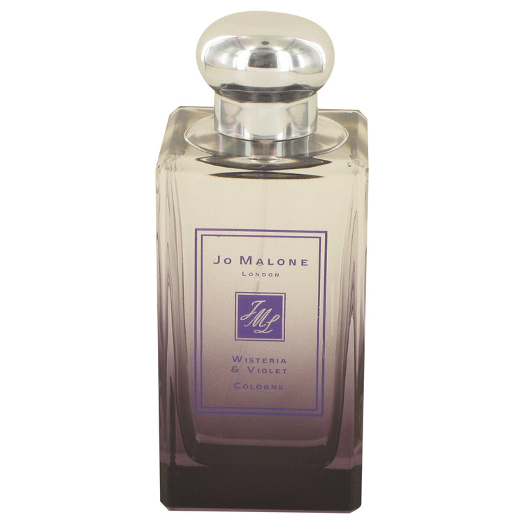 Jo Malone Wisteria & Violet by Jo Malone for Women Cologne Spray (Unisex Unboxed) 3.4 oz