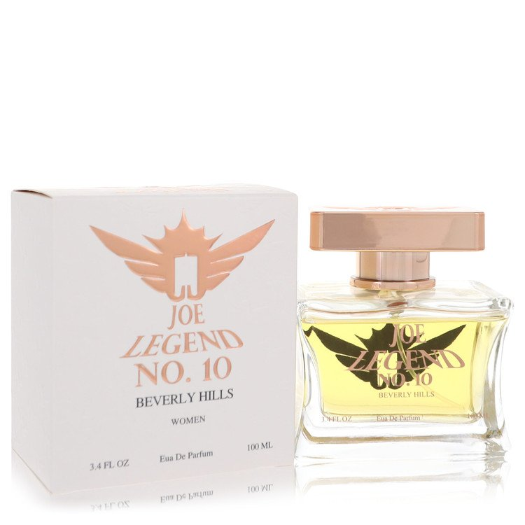 Joe Legend No. 10 by Joseph Jivago for Women Eau De Parfum Spray 3.4 oz