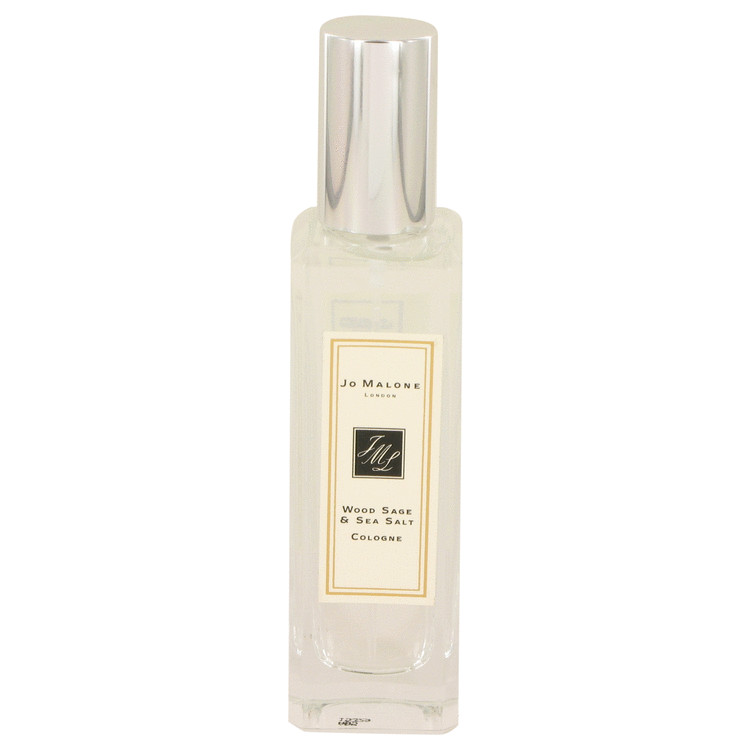 Jo Malone Wood Sage & Sea Salt by Jo Malone –  Cologne Spray (Unisex Unboxed) 1 oz 30 ml