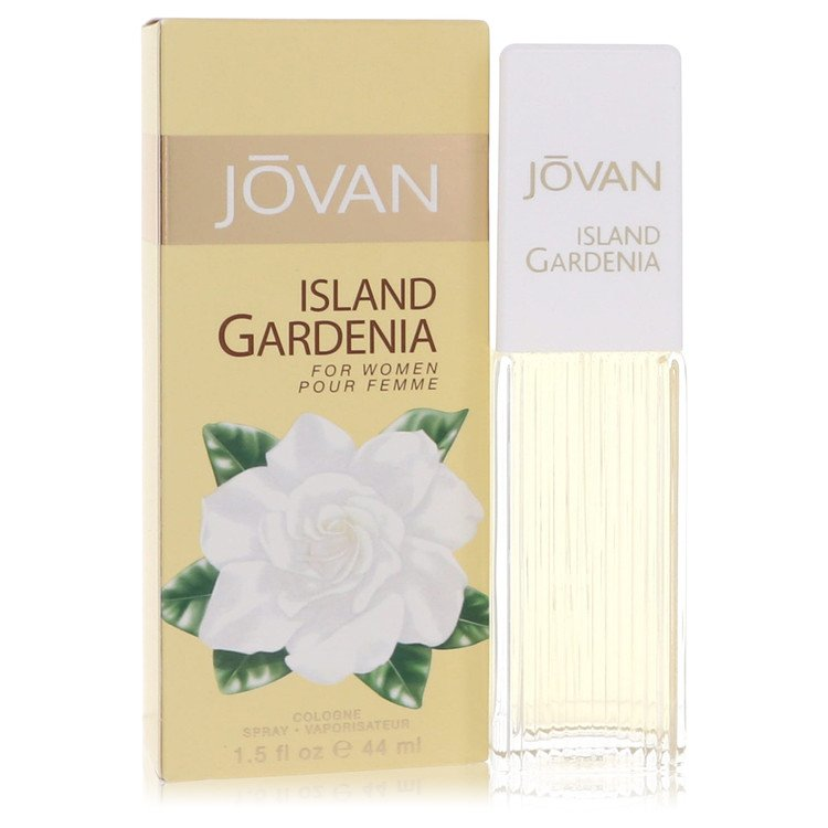 Jovan Island Gardenia by Jovan –  Cologne Spray 1.5 oz 44 ml for Women