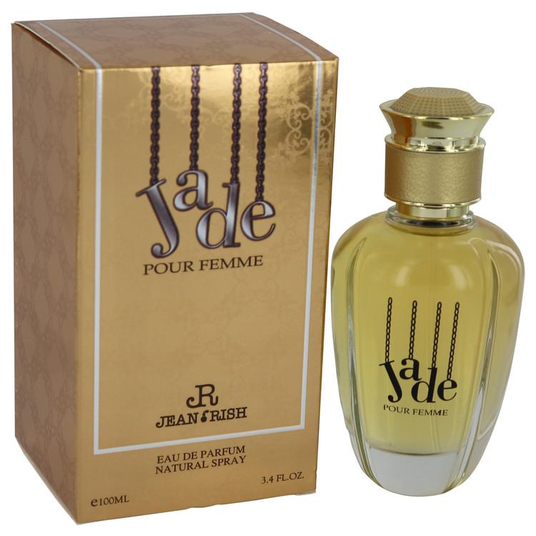Jade Pour Femme by Jean Rish for Women Eau De Parfum Spray 3.4 oz