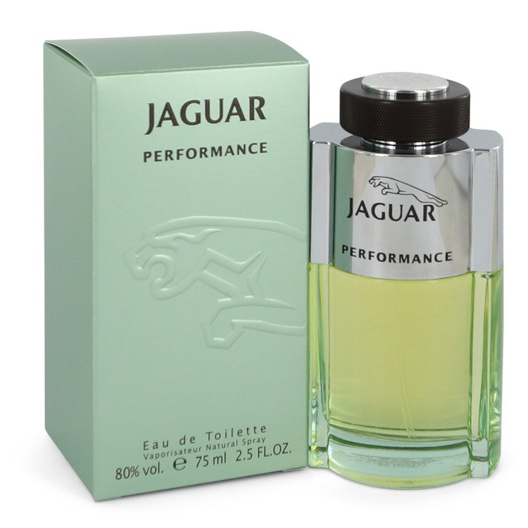 Jaguar Performance Cologne by Jaguar 2.5 oz EDT Spay for Men