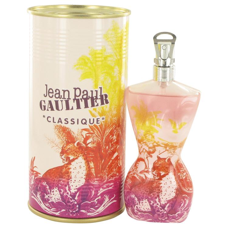 Jean Paul Gaultier Summer Fragrance Perfume 3.3 oz Eau D'ete Summer Fragrance Spray (2015) for Women