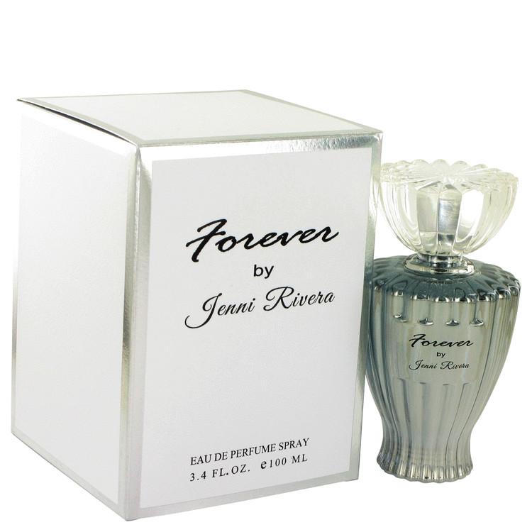 Jenni Rivera Forever by Jenni Rivera –  Eau De Parfum Spray 3.4 oz 100 ml for Women