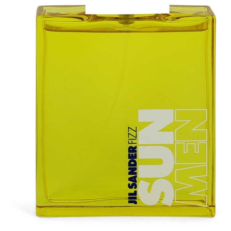 Jil Sander Sun Fizz Cologne 4.2 oz EDT Spray(Tester) for Men