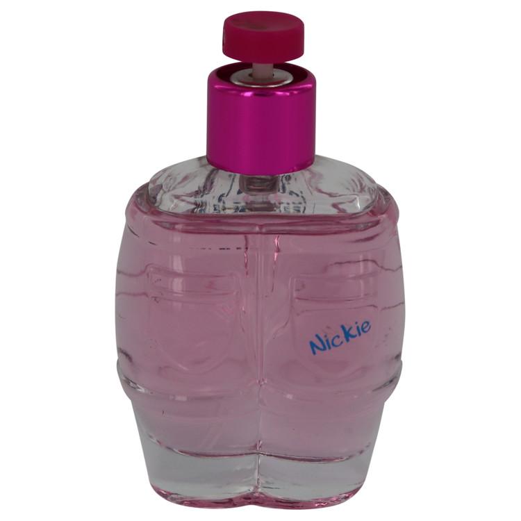 Jeans Tonic Nickie by Jeanne Arthes for Women Eau De Parfum Spray (Tester) .85 oz