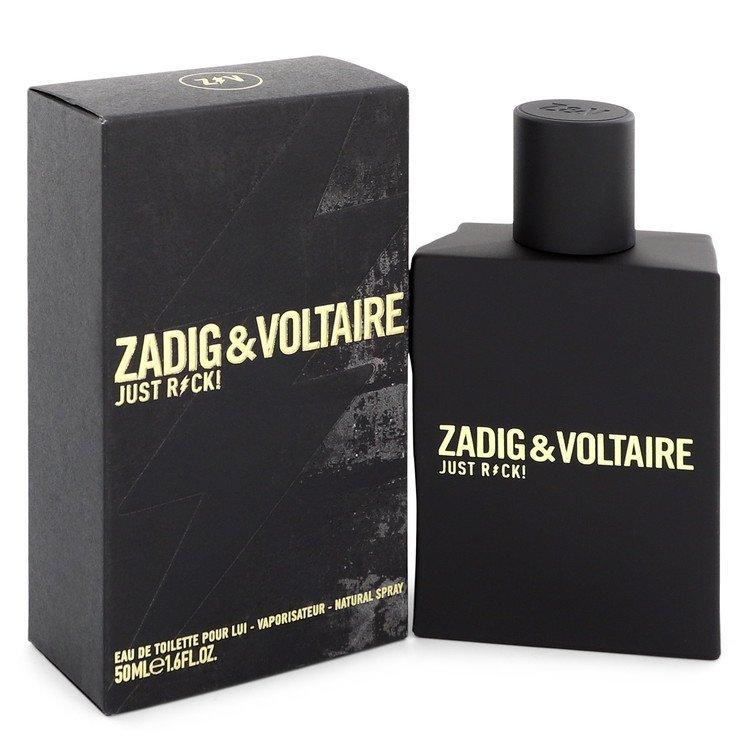 Just Rock by Zadig & Voltaire Men's Eau De Toilette Spray 1.6 oz