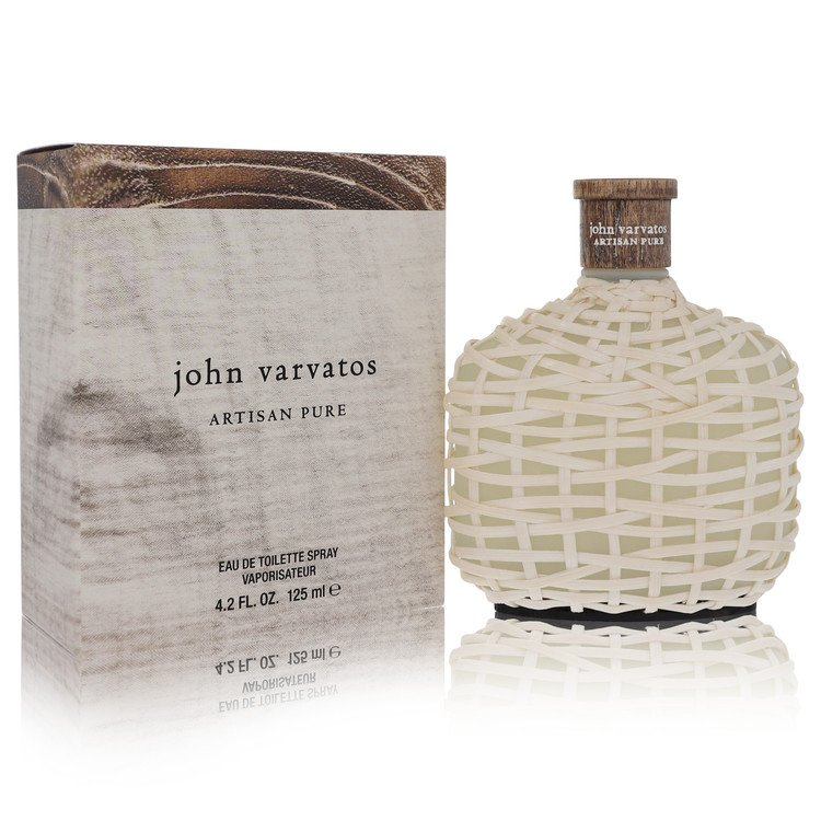 John Varvatos Artisan Pure Cologne 4.2 oz EDT Spay for Men