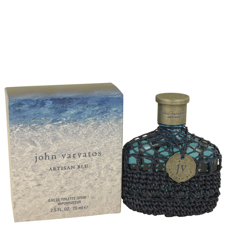 John Varvatos Artisan Blu Cologne 2.5 oz EDT Spay for Men
