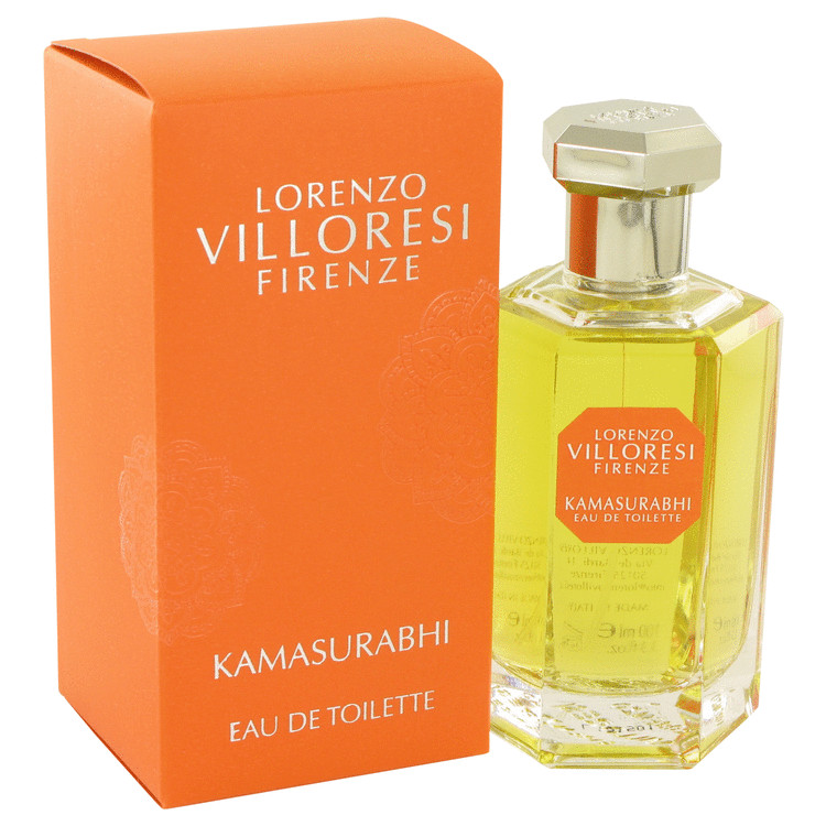 Kamasurabhi by Lorenzo Villoresi Firenze for Women Eau De Toilette Spray 3.4 oz