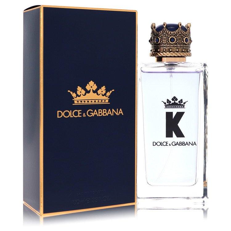 K By Dolce & Gabbana Cologne 3.4 oz EDT Spay for Men Spray