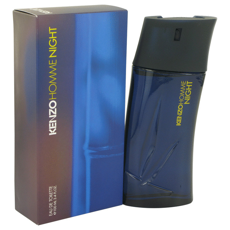 Kenzo Homme Night by Kenzo for Men Eau De Toilette Spray 3.4 oz