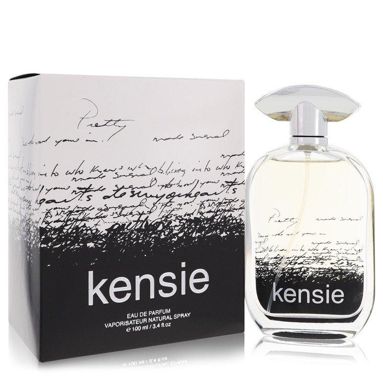 Kensie by Kensie for Women Eau De Parfum Spray 3.4 oz