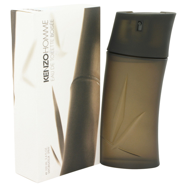 Kenzo Homme Boisee (woody) Cologne by Kenzo 3.4 oz EDT Spay for Men
