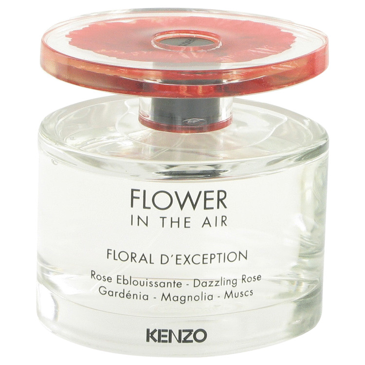 Kenzo Flower In The Air Floral D'exception by Kenzo for Women Eau De Parfum Spray (Tester) 3.4 oz