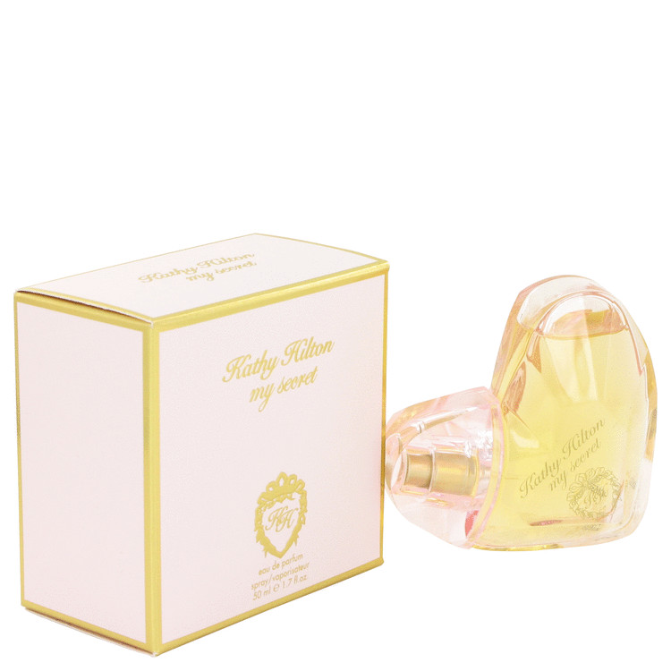 My Secret Perfume by Kathy Hilton 1.7 oz EDP Spray for Women