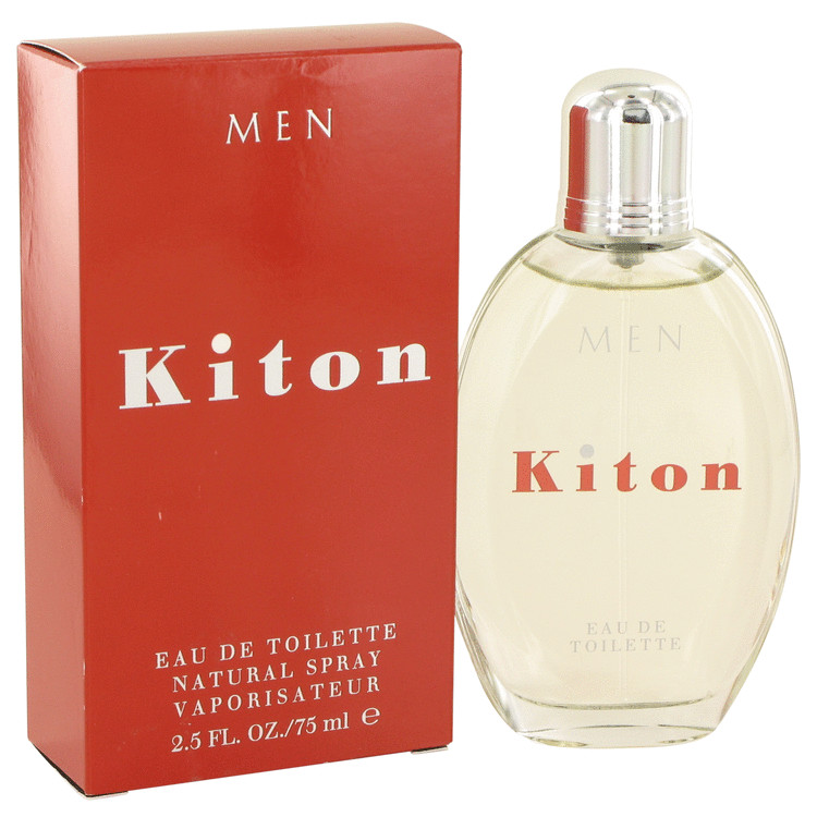 Kiton Cologne by Kiton 2.5 oz EDT Spray for Men