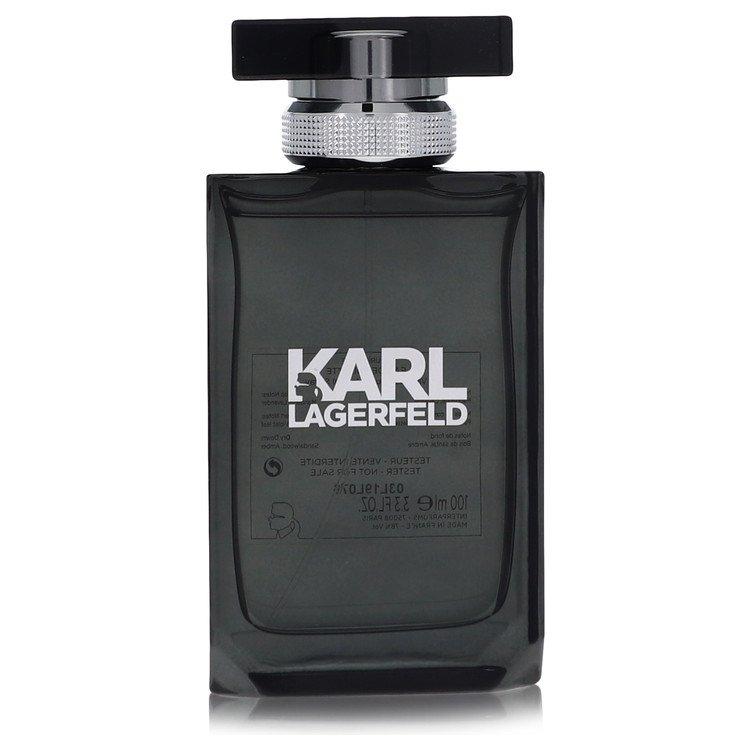 Karl Lagerfeld Cologne 3.4 oz EDT Spray(Tester) for Men