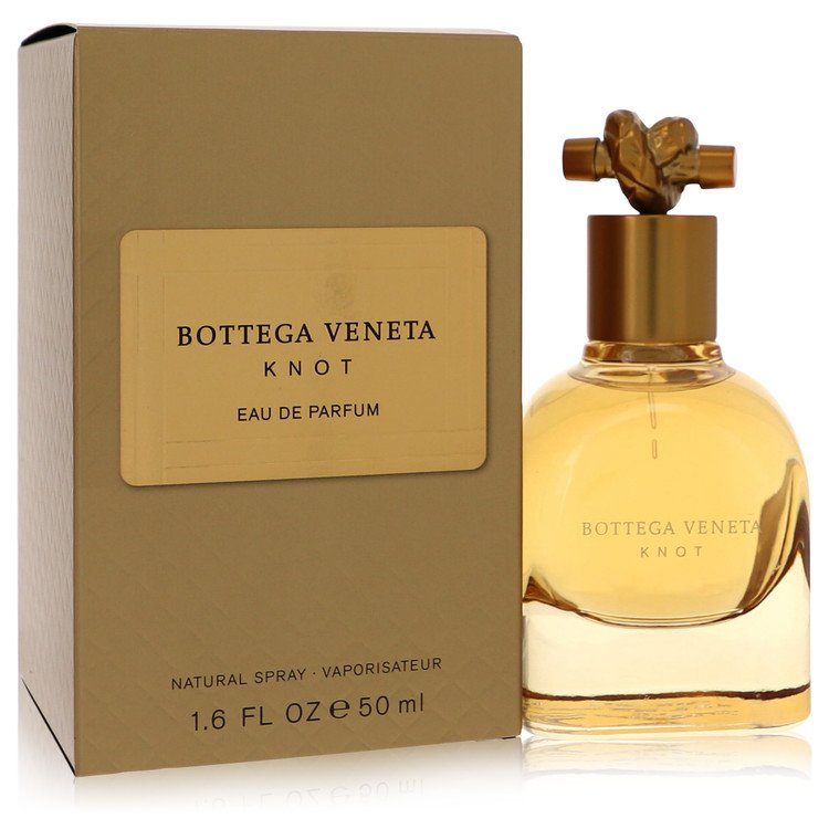 Knot by Bottega Veneta for Women Eau De Parfum Spray 1.7 oz
