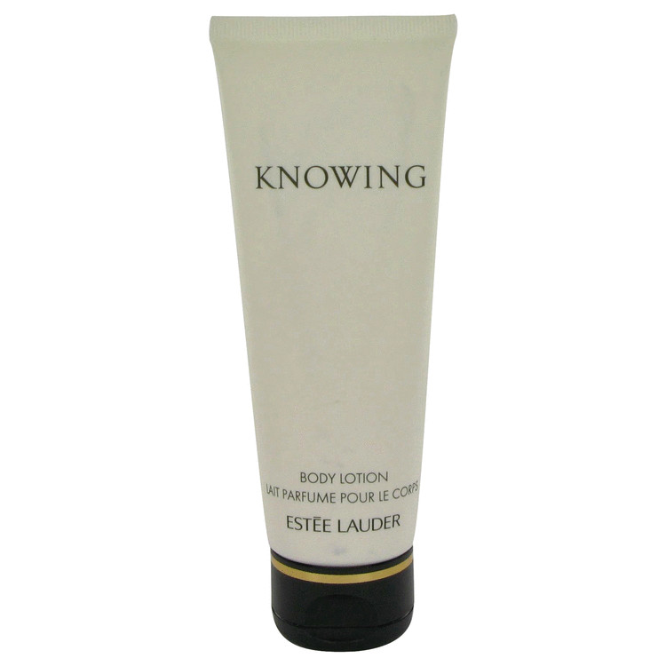 Knowing Body Lotion by Estee Lauder 3.4 oz Body Lotion for Women