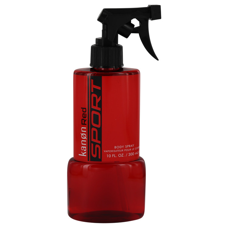 Kanon Red Sport by Kanon for Men Body Spray 10 oz