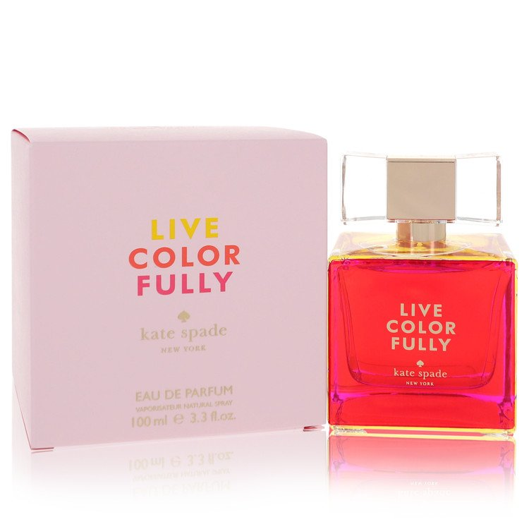 Live Colorfully Perfume by Kate Spade 3.4 oz EDP Spay for Women