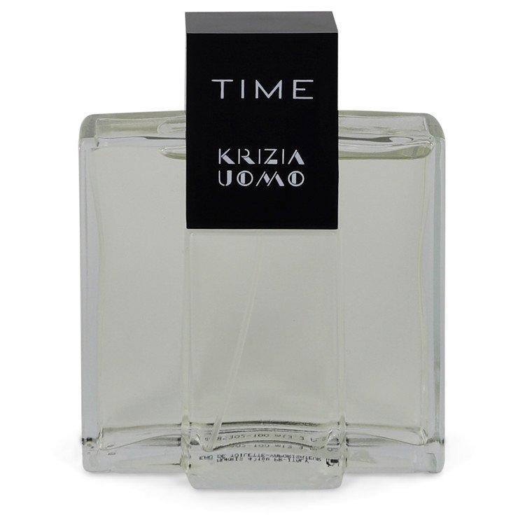 Krizia Time Cologne 3.4 oz EDT Spray (unboxed) for Men